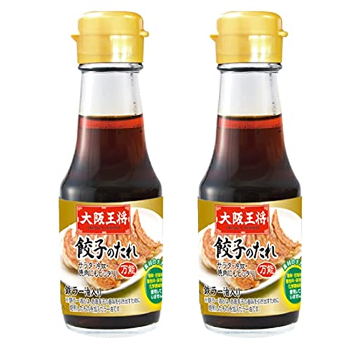【2個セット】大阪王将 餃子のタレ 鉄ラー油入