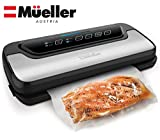 Vacuum Sealer Machine By Mueller | Automatic Vacuum Air Sealing System For Food Preservation...