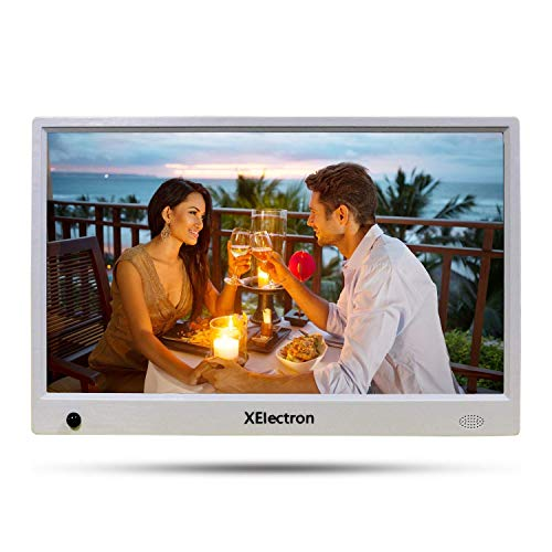 XElectron 12 inch IPS Digital Photo Frame/Video Frame with Motion Sensor, 1080P Resolution Plays...
