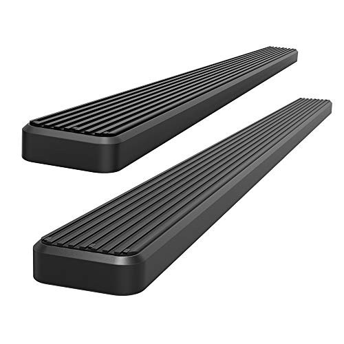 Off Roader for 1995-2004 Tacoma Extended/Xtra Cab Pickup 2-Door (4WD Or Prerunner 2/4WD) (Nerf Bar | Side Steps) 4' Black Eboard Running Boards