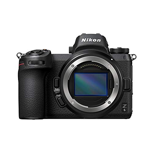Nikon Z 6 Mirrorless Digital Camera (Body Only) with 32GB Card, Bag, 2 Years Nikon India Warranty.