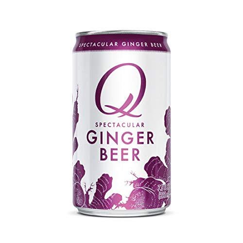 Q Ginger Beer – 7.5 Fl oz, 24 Cans