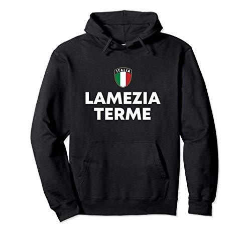 Lamezia Terme Felpa con Cappuccio