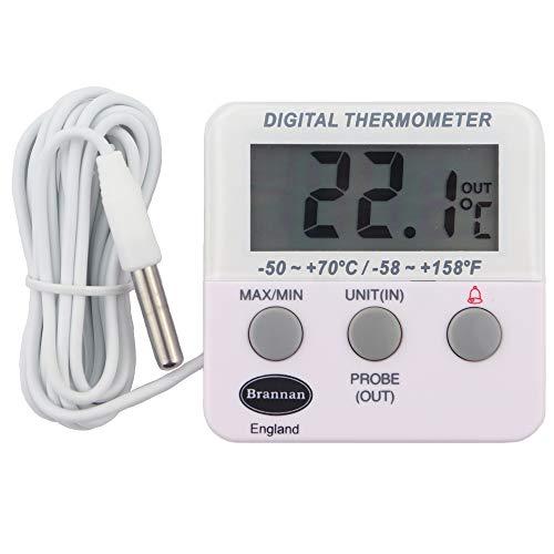 Frigorifero congelatore termometro digitale o con allarme