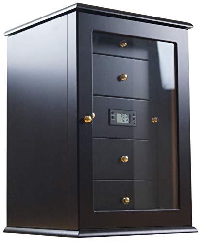 Germanus - Umidificatore per armadio, modello Viadrus, colore: nero