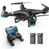 Holy Stone HS110G GPS FPV Drone with 1080P HD Live Video Camera for Adults and Kids, RC Quadcopter...