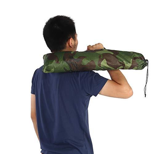 Asixx Tente de Camping, Tente de Camouflage en Polyester Tente à 1 Place...