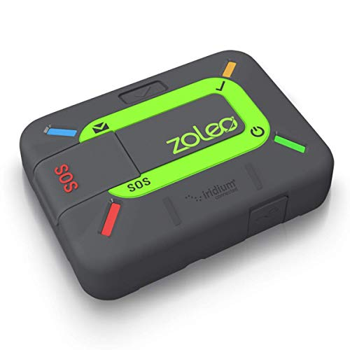 ZOLEO Satellite Communicator – Two-Way Global SMS Text Messenger & Email, Emergency SOS Alerting, Check-in & GPS Location