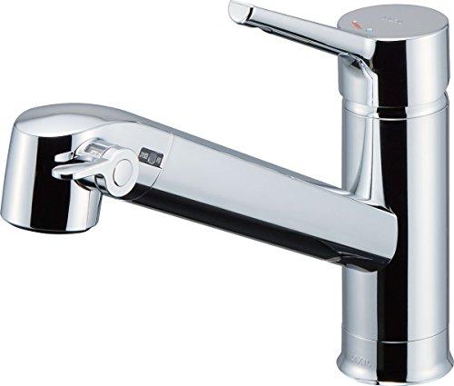 INAX・LIXIL キッチン用水栓金具 【JF-AF442SYXN(JW)】 オールインワン浄水栓 FSタイプ [寒冷地対応]