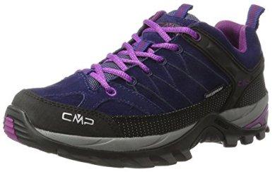 CMP-Damen-Rigel-Low-WP-Trekking-Wanderhalbschuhe-Blau-Cobalto-Purple-42-EU