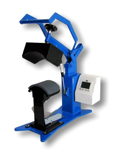 Geo Knight Heat Press DK7 - Digital 4x7 Cap Press