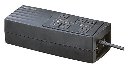 オムロン 無停電電源装置(常時商用給電/テーブルタップ型) 500VA/300W BZ50LT2