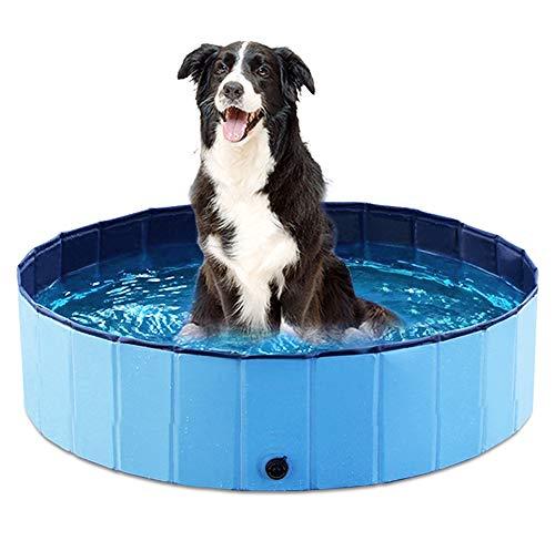 Jasonwell Foldable Dog Pet Bath Pool Collapsible...