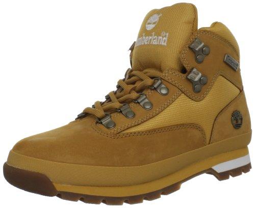 Timberland Men's Euro Boot,Wheat/White,7 W US