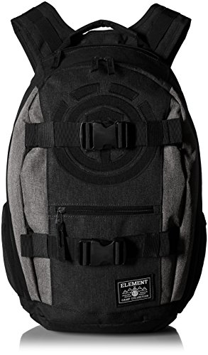 Element Unisex Mohave Skateboard School Backpack, Mohave Midnight Blue