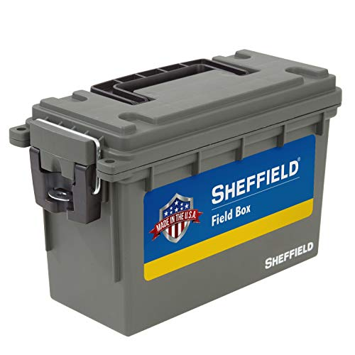 Sheffield 12626 Field Box, Pistol,...