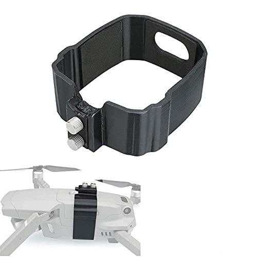 Linghuang Anti-Loose Batteria Fibbia Clip Supporto Protezione per DJI Mavic 2 Drone Fisso Batteria Porta Antideflagrante