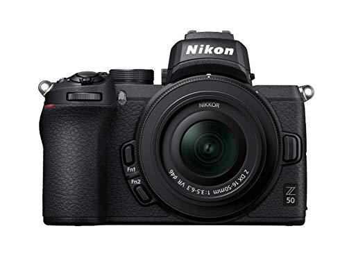 Nikon Hybride Z50 + objectif Z DX 16-50mm f/3.5-6.3 VR