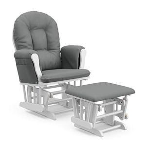 glider chair and ottoman set