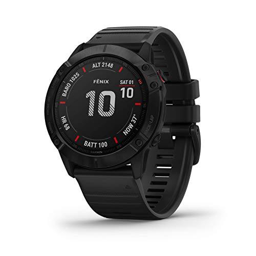 Garmin Fenix 6X PRO - GPS Smartwatch Multisport 51mm, Display...