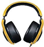 Razer ManO'War Overwatch Edition Couleur: Noir/jaune Type de casque: Supraaural