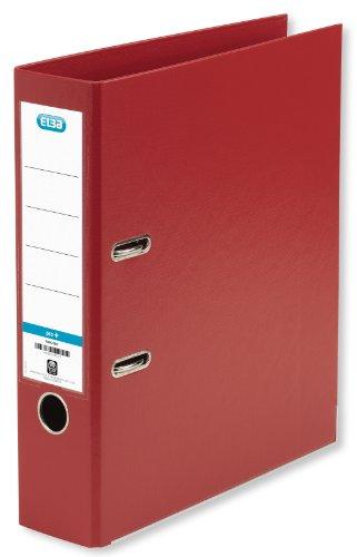 Elba 100202172 - Raccoglitore Smart Pro+, A4, Rosso