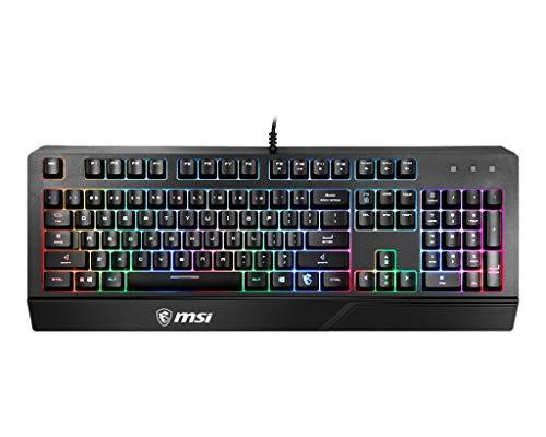 MSI Vigor GK20 DE - Teclado Gaming S11-04DE231-CLA