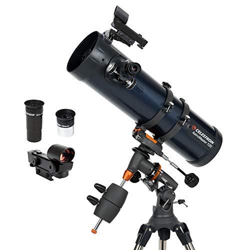 Celestron 31045 AstroMaster 130 EQ Reflector...