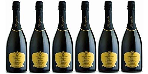 Confezione 6 bottiglie RECIOTO di GAMBELLARA D.O.C.G.| Vino Spumante Dolce 100% Uve Garganega | Cantina di Gambellara