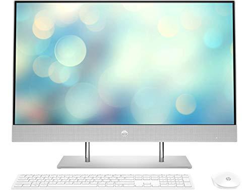 HP All-in-One 27-dp0051ns - Desktop da 27' FullHD,...