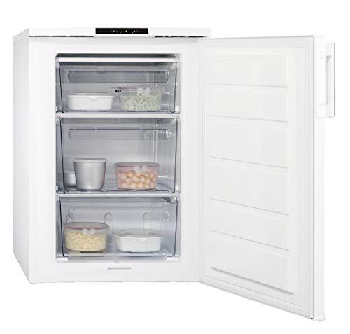 AEG ATB49E1AW Mini Congelatore Verticale, Altezza 85 cm, Capienza 90 L, Bianco