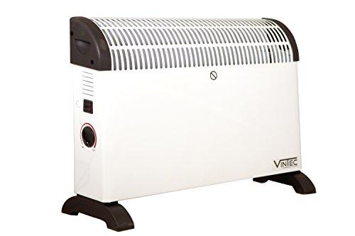 Vintec 73054 KONVEKTOR HEIZGERÄT VT 2000 ECO, W, 230 V, Weiß