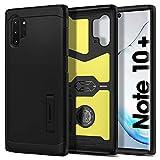 【Spigen】 Galaxy Note10 Plus ケース [ SC-01M SCV45 ] 対応 耐衝撃 スタンド機能 米軍MIL規……