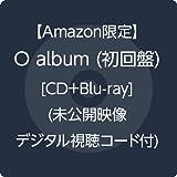 KinKi Kids「O album」 初回盤CD+Blu-ray