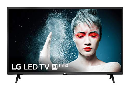 "LG 43LM6300PLA - Smart TV Full HD de 108 cm (43"") con Inteligencia Artificial, Procesador Quad Core, HDR y Sonido Virtual Surround Plus, Color Negro"