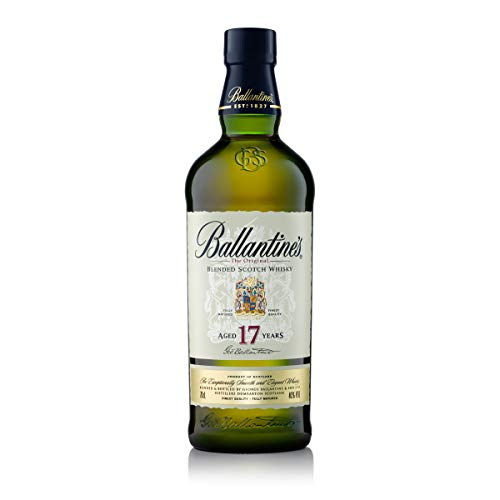 Ballantine's 17 años Whisky Escocés de Mezcla - 700 ml