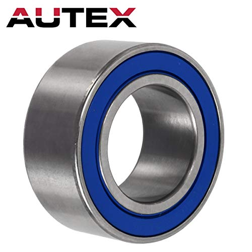 AUTEX AC Compressor Clutch Bearing Air Conditioning Clutch Replacement For 30x52x22 Air Bearing