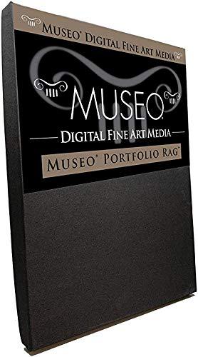 Museo-Portfolio-Rag-300-GSM-Inkjet-Fine-Art-Archival-Paper-Matte-13x19-25-Sheets
