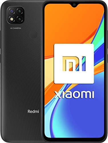 Xiaomi Redmi 9C NFC-Smartphone de 6.53' HD+ (3GB+64GB, 3x cámara...