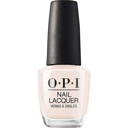 OPI Nail Lacquer, Be There in a Prosecco, Nude Nail Polish, Venice Collection, 0.5 fl oz