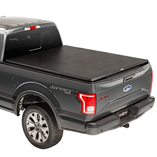 TruXedo TruXport Soft Roll Up Truck Bed Tonneau Cover | 248601 | fits 97-03 Ford Full Size Flareside 6'6' bed