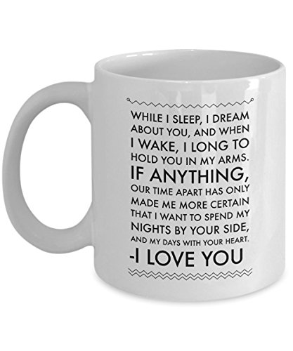 LDR Mug - I love You Mug - For Him and For Her, Long...