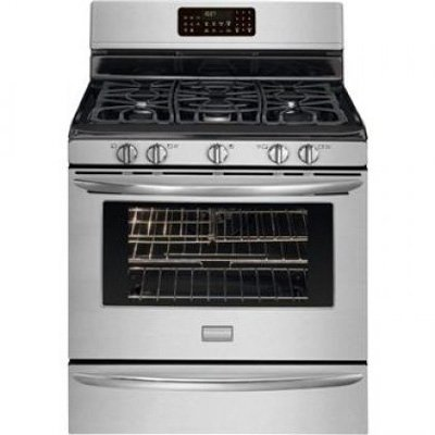 30 In. Gallery Series Freestanding Gas Range with 5.0 Cu....