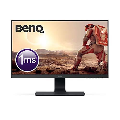 BenQ GL2580H Écran Gaming de 24.5 pouces, FHD 1080p, 1ms, Eye-Care LED, HDMI
