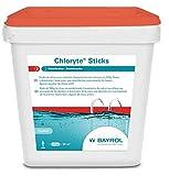 Bayrol Chloryte Sticks - 4,5 kg de Produits Chimiques