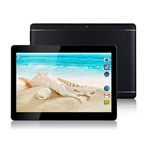 Tablet Android - Schermo da 10', Quad core, RAM 4 GB, ROM 32 GB, Fotocamera, WIFI, GPS, Due slot per...