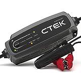 CTEK CT5 Powersport, Chargeur De Batterie 12V 5A, Chargeur De Batterie LiFePO4,...