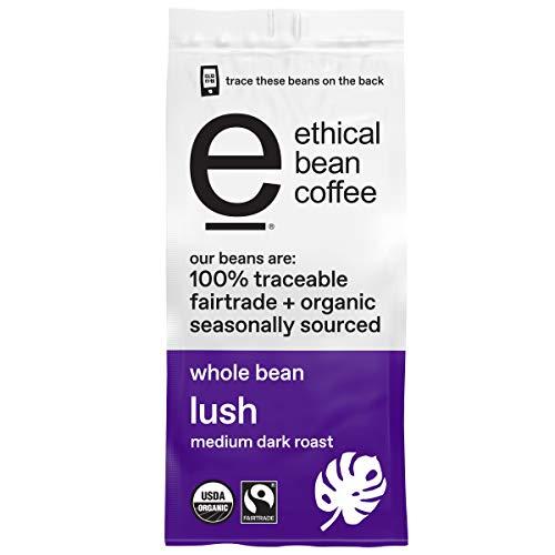 ETHICAL BEAN Fairtrade Organic Coffee