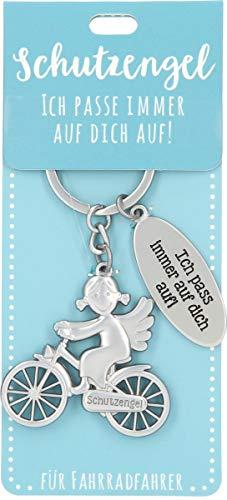 Depesche 11343-011 Schutz-Engel Schlüssel-Anhänger für Männer und Frauen aus Metall,...