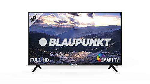 Blaupunkt BS40F2012NEB - Televisor Smart TV LED 40' Full HD,...